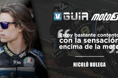 Guía VAVEL Moto3 2018: Nicolò Bulega, en la búsqueda del triunfo