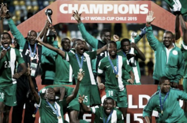 Nigéria sagra-se campeã do mundo em sub-17