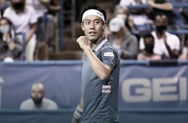 Nishikori derrota Harris em sets diretos e vai às semifinais em Washington