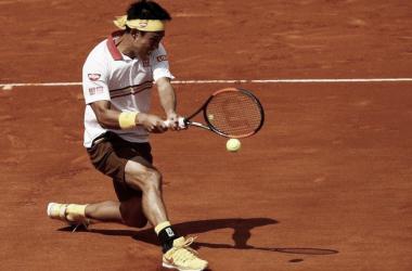 Nishikori se agranda y accede a semifinales