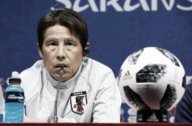 Nishino se mostró satisfecho con el rendimiento de su equipo | Foto: JFA
