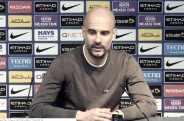 """Guardiola: """"Es muy importante ganar a grandes equipos"""""""