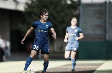 Nahomi Kawasumi was in scintillating form against the Spirit |Source: thebold.net