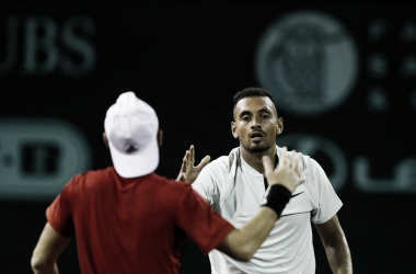 Nick Kyrgios. Fonte: US Men's Clay Court/Twitter