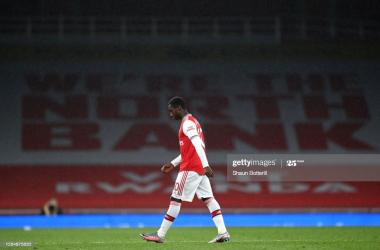 Eddie Nketiah: How high is his ceiling?