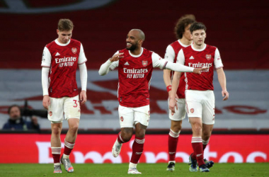 The Warm Down: Lacazette penalty paints north London red to see off Spurs