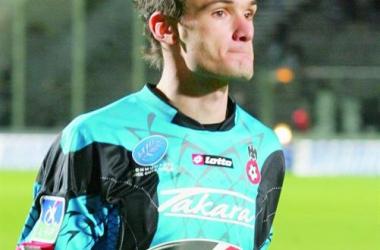 Hugo Lloris se entrena en Niza