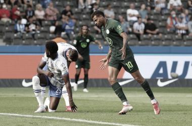 Em casa, Hertha Berlin sofre virada para o Wolfsburg nos minutos finais