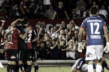 Newell's venció 3 a 1 en el último partido disputado entre ambos. Foto: FantasmaRojo.