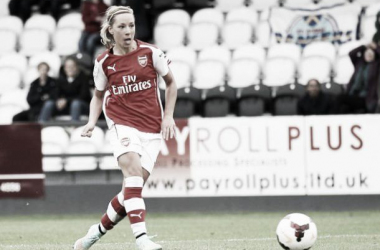 Jordan Nobbs enters her fifth year at the Gunners and could play a vital part from midfield during the season ahead.