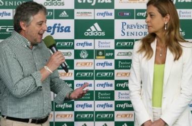Ação do Avanti irrita Crefisa e empresa atrasa pagamento ao Palmeiras