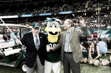 Proprietário Tom Benson ridiculariza notícia de que Saints e Pelicans estariam à venda