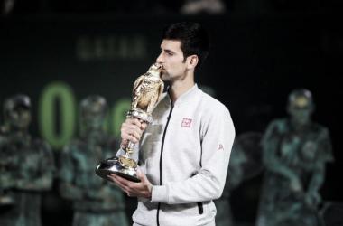 Djokovic ha ganado este torneo en dos ocasiones, 2016 y 2017. Foto: ATP World Tour.