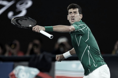 Djokovic, a un paso de su octavo Open de Australia