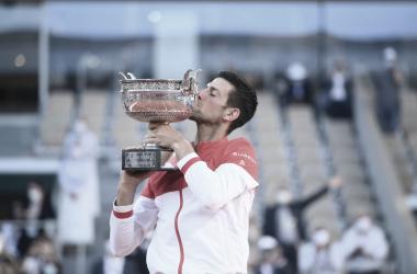 Debieron pasar 17 años para que un tenista remontara un 0-2 en la final de Roland Garros. Foto: RG