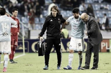 Nolito y Hernández no jugarán en Granada