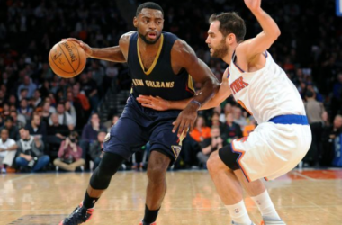 New York Knicks Defeat New Orleans Pelicans To End 16-Game Losing Streak