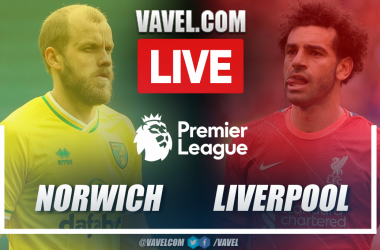 Goals and Highlights: Norwich 0-3 Liverpool in Premiere League