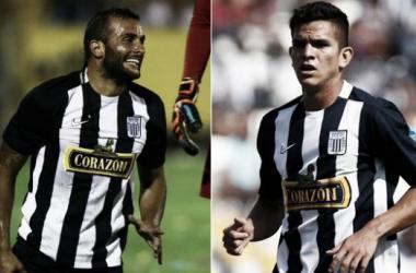 Guevgeozián llegó a Alianza Lima en agosto de 2013 y Noronha en diciembre de 2014. (Foto: depor.pe)