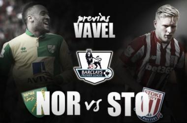 Norwich City - Stoke City: seguir sumando puntos
