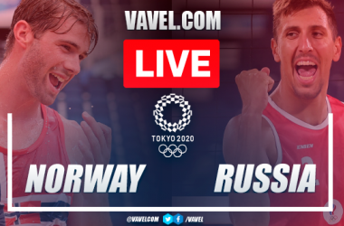 Highlights: Norway 2-0 Russia in Men's Beach Volley Gold Medal