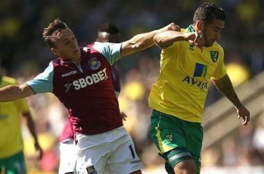 Norwich City - West Ham United: duelo vital entre dos equipos con dificultades