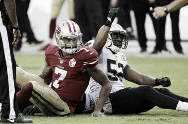 The San Francisco 49ers had no answer for the New Orleans Saints offense and defense | Source: neworleanssaints.com