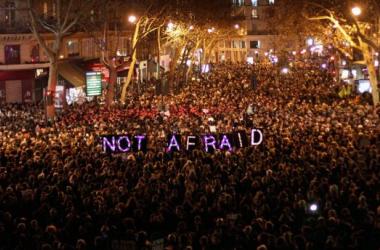 D'importantes mobilisisation en soutien à Charlie Hebdo
