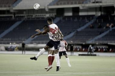 Puntuaciones de Santa Fe en el empate contra Junior