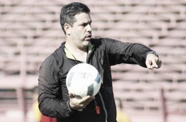 Antonio Franco. Fotografía: Araguafc.com