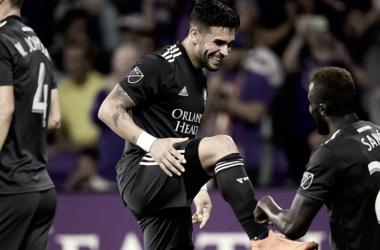 Orlando deja los tres puntos en casa tras diez últimos minutos de infarto // Orlando City