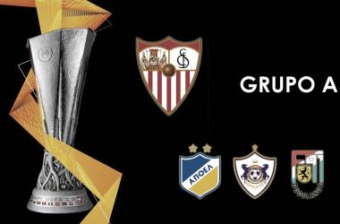 APOEL, Qarabag y Dudelange, rivales del Sevilla en el Grupo A de Europa League