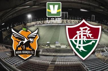 Nova Iguaçu x Fluminense, Campeonato Carioca