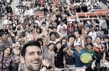 Djokovic y su mujer, positivos por COVID-19