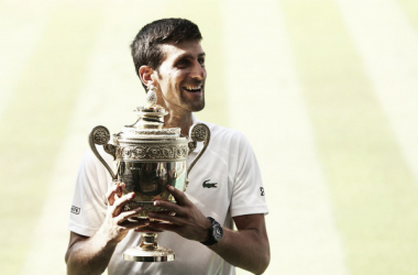 """I'm not sure if I will play grass,"" said Novak Djokovic less than a month ago"