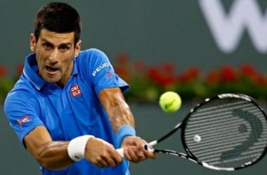 ATP M1000 Indian Wells : Djokovic continue, Ferrer craque