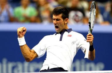 Novak Djokovic/New York Post