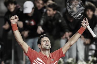 """Djokovic: """"Nadal sigue mostrando que es una leyenda"""""""