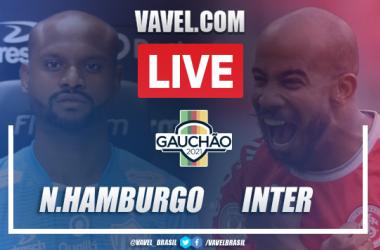 Gols e melhores momentos de Novo Hamburgo 0 x 1 Internacional pelo Campeonato Gaúcho 2021