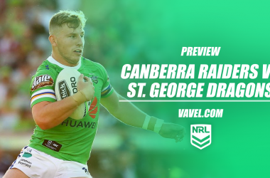 Canberra Raiders vs St. George Illawarra Dragons preview: can the Raiders hold on to top-8 spot?
