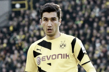 Borussia Dortmund's Nuri Sahin returns to full training