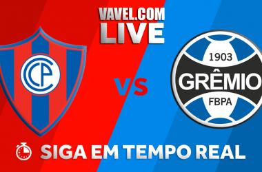 Resultado: Cerro Porteño e Grêmio não saem do zero no Paraguai (0-0)