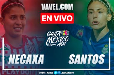 Resumen y goles: Necaxa Femenil 0-3 Santos Femenil por Jornada 4 de Liga MX Femenil Apertura 2021
