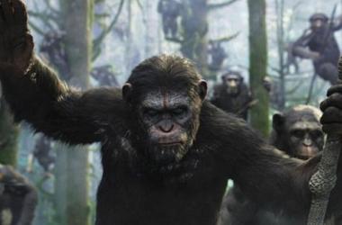 Primera imagen del rodaje de 'La Guerra del Planeta de los Simios'
