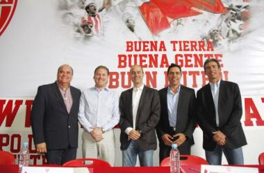 Foto: Club Necaxa