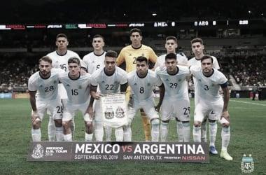 Foto: Selección Argentina Oficial