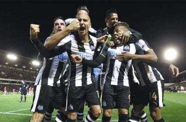 Image credit: Newcastle United