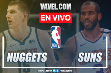 Resumen y mejores momentos del Nuggets 105-122 Suns en Juego 1 Playoffs de la NBA 2021