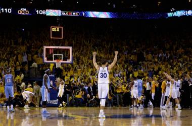 Golden State Warriors vence Denver Nuggets e vira série