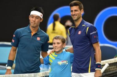 Summary and highlights of Djokovic 2-0 Nishikori at Tennis Tokyo 2020